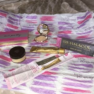 tarte Makeup - Bundle: Make-Up Cover foundation & powder (s)